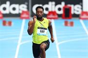 Racing uncertainty: Tyson Gay (Credit: Getty Images)
