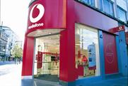 Global revamp: Vodafone