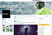 Adidas, HP, Windows try new-look Twitter profile pages