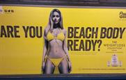 Protein World 'Beach Body' ads vandalised following outrage on social media