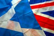Sterling and FTSE 100 rally as Scotland votes No to independence