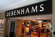 Debenhams praying for a better Christmas after profits plunge 24%