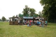 Sense to take Timberland Earthkeeper experience to Camp Bestival