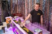 One lucky Kopparberg fan will experience a #happening