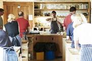 Channel 4's River Cottage offers corporate events