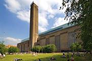 The Tate Galleries has appointed six suppliers to its catering list