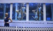 Jenni Falconer and Aquabatique support 'dare-to-dip'