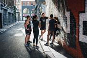 Adidas announces City Runs in London