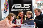 ID Experiential to bring Asus touch experience to several UK cities
