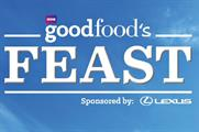 Lexus sponsors BBC Good Food's Feast event