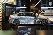 Event TV: BMW uses projection mapping to bring Series 7 to life