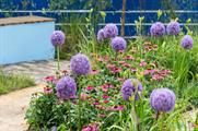 In pictures: Cancer Research UK's virtual reality garden