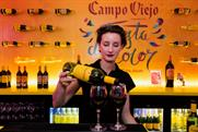 Behind the scenes: Campo Viejo's 'Fiesta de Color'