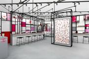 Chanel opens Tokyo pop-up café
