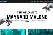 Collider has announced its merger with Maynard Malone via its website