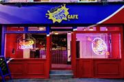 The pop-cafe opened in January this year