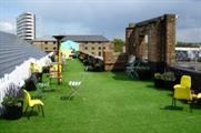 The event will be held at Dalston Roof Park