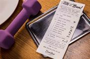 David Lloyd Leisure creates 'pay with exercise' café concept