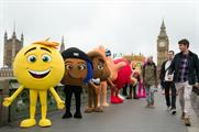 Sony Pictures stages emoji stunt to promote new film