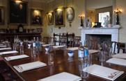 Spains Hall opens for corporate events