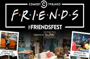 FriendsFest returns to UK with stately home tour