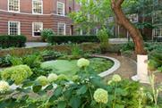 BMA House will be showcasing its garden at Open Gardens Weekend