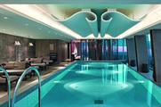 Events venue: Gong at Shangri-La Hotel, London