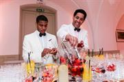 Three Beefeater Gin-based cocktails were served on the night