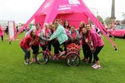 TRO debuted a Pink Lady tricycle at the event