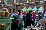 Visitors to the festival will be able to shop for local produce