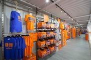 The Bru store will sell a range of branded merchandise