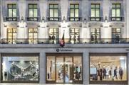 Lululemon has opened its new flagship store on Regent Street