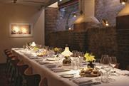 London event venues: The Storehouse, Merchant's Tavern in Shoreditch