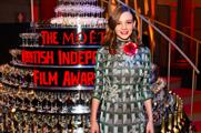 Carey Mulligan was among the guests at the Moët sponsored event