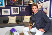 The pop-up space paid tribute to key tennis players and moments (Dave Benett - Getty Images)