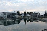 A first look at Neptunus' structure for the Heineken Holland House at Sochi
