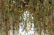 Rebecca Law will install 1,200 flowers within Oxford Street's St Christopher's precinct (Image: Nicola Treev)