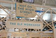 The Persuaders design elf workshop for Not on the High Street