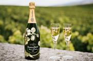 Perrier-Jouët creates pop-up for Chelsea Flower Show