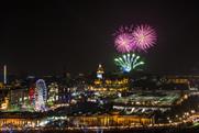 EventScotland's celebrates milestone (Grant Ritchie)