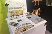 Nickelodeon and Wonderland team up for Spongebob activation