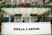 Inside the Stella Artois Vantage Point activation