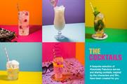 As part of Stoli's activation it has created a range of Ab Fab inspired cocktails