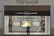Topshop at London Fashion Week