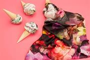 Ted Baker is handing out complimentary ice cream today (8 August) (@ted_baker)