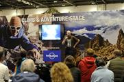 Whalefest London pop-up to be staged at The Telegraph Outdoor Adventure & Travel show