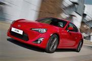 Toyota GT86: one of the cars featured in the 2014 Festival of Motoring