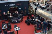 Apothic Red's latest pop-up invites consumers to discover their dark side