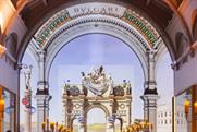 Drives creates Bulgari-inspired Septimius Severus Arch