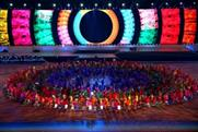 The opening ceremony attracted a global audience of one billion